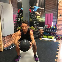 Slam Ball Tiguar trening personalny zgierz